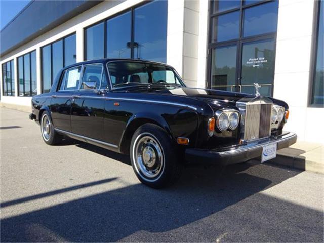 1979 Rolls-Royce Silver Shadow II | 795212