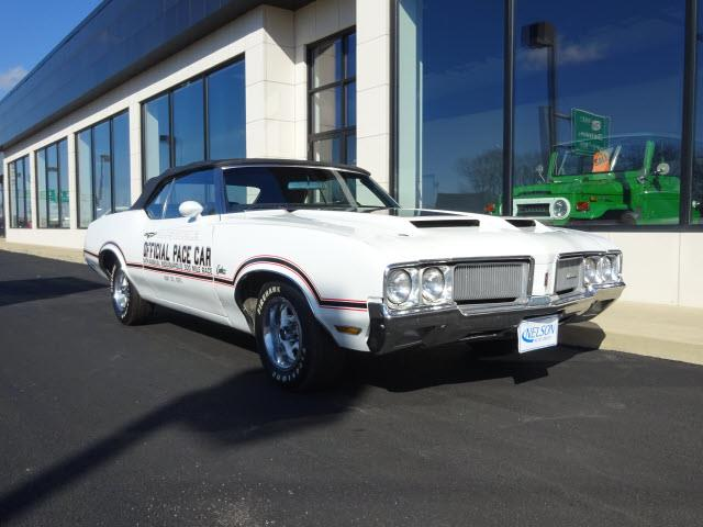 1970 Oldsmobile Cutlass Supreme | 795215