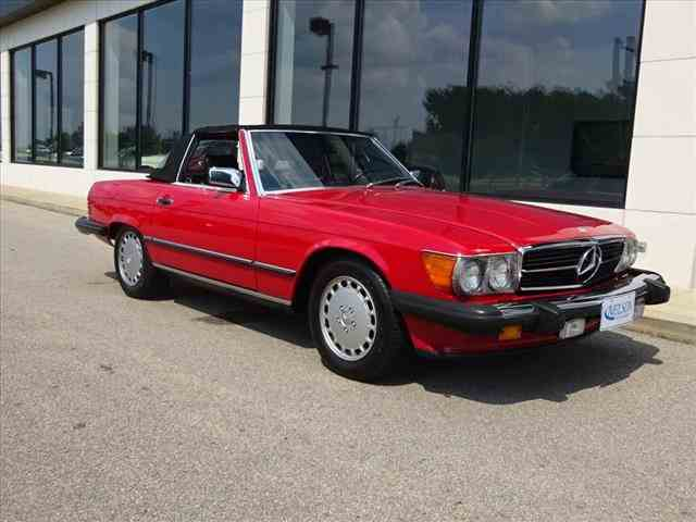 1986 Mercedes-Benz 560 | 795250