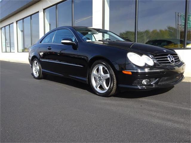 2003 Mercedes-Benz CLK500   795251