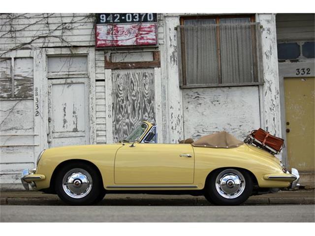 1963 Porsche 356B | 795257