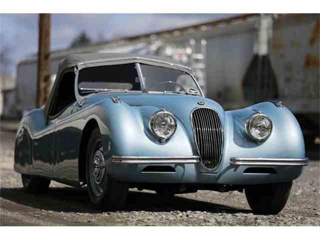 1952 Jaguar XK120 | 795260