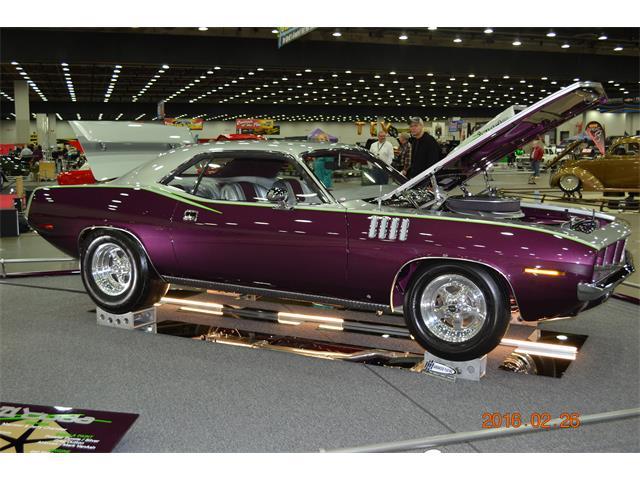 1971 Plymouth Barracuda   795270