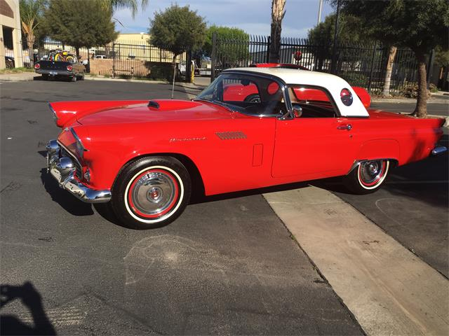 1957 Ford Thunderbird | 795273