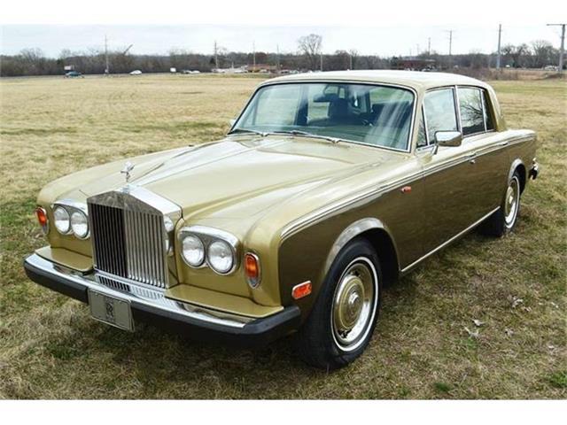 1979 Rolls-Royce Silver Shadow | 795292