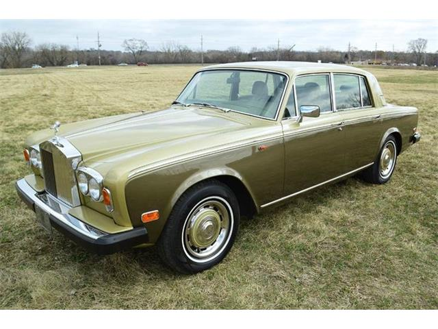 1979 Rolls-Royce Silver Shadow | 795292