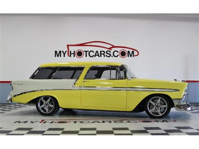 1956 Chevrolet Nomad | 795302