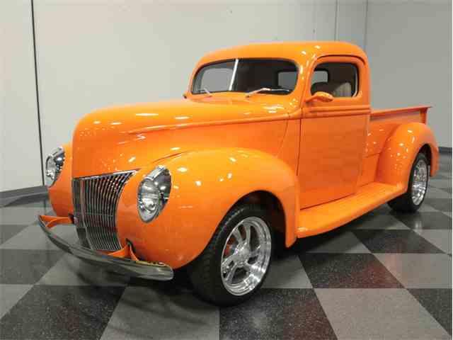 1940 Ford Truck Street Rod | 795310