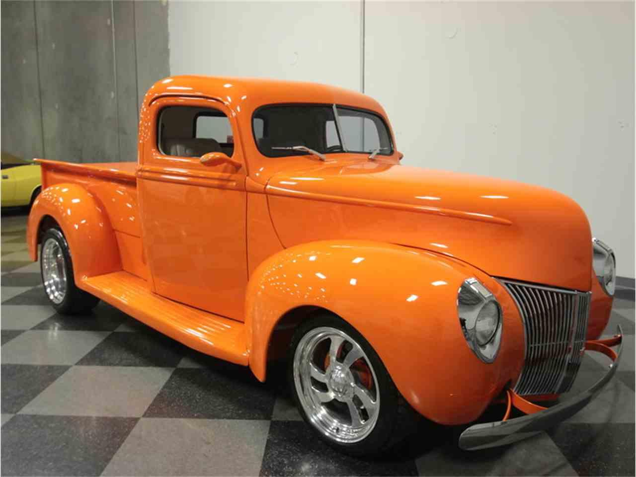 1940 ford pickup for sale cc 795310. Black Bedroom Furniture Sets. Home Design Ideas