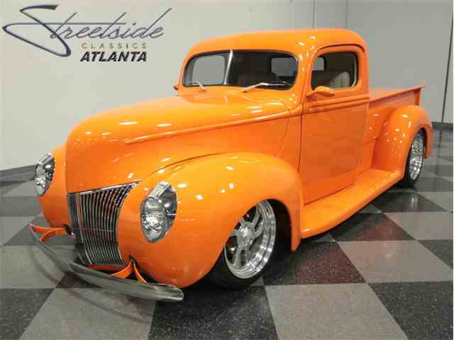 1940 Ford Pickup | 795310