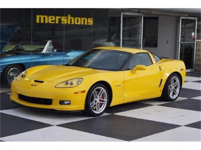 2006 Chevrolet Corvette Z06 | 795315