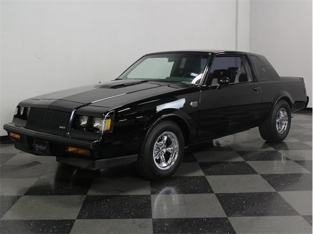 1987 Buick Grand National | 795318