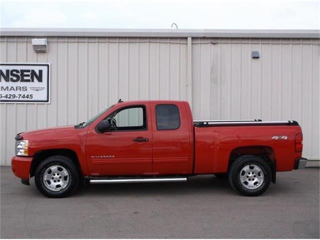 2011 Chevrolet Silverado | 795328