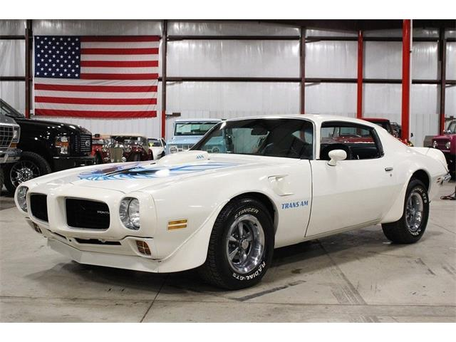 1973 Pontiac Firebird Trans Am | 795346