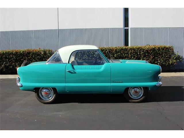 1954 Nash Metropolitan | 795375