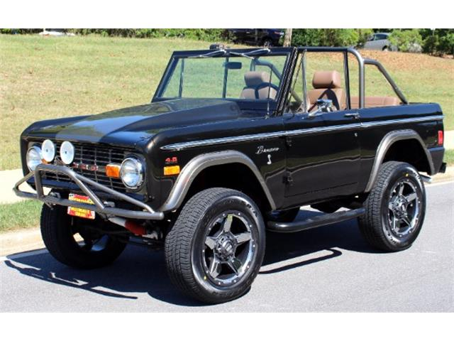 1977 Ford Bronco | 795427