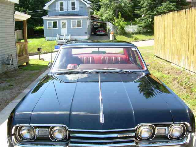 1967 Oldsmobile Cutlass | 795439