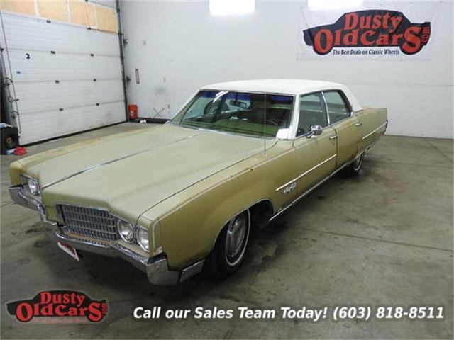1969 Oldsmobile 98 | 795457