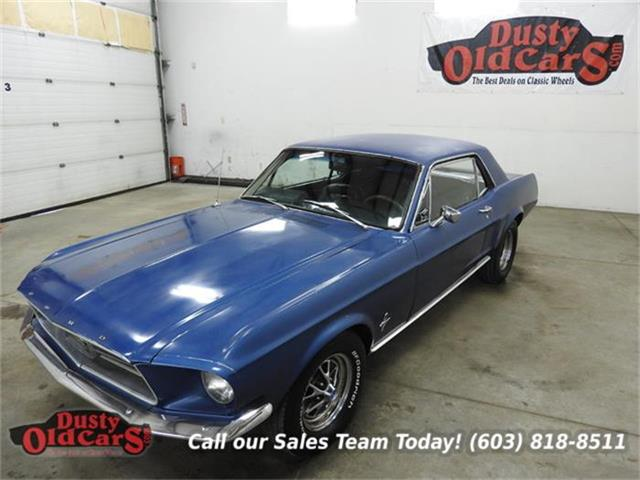 1967 Ford Mustang | 795458