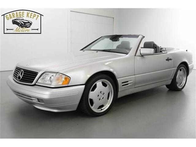 1998 Mercedes-Benz SL-Class | 795464