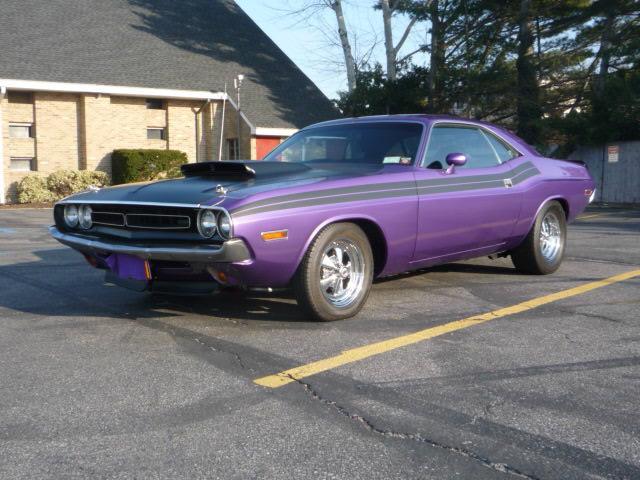 1971 Dodge Challenger | 795509