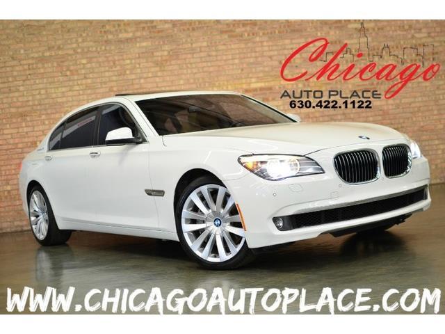 2012 BMW 7 Series | 795512
