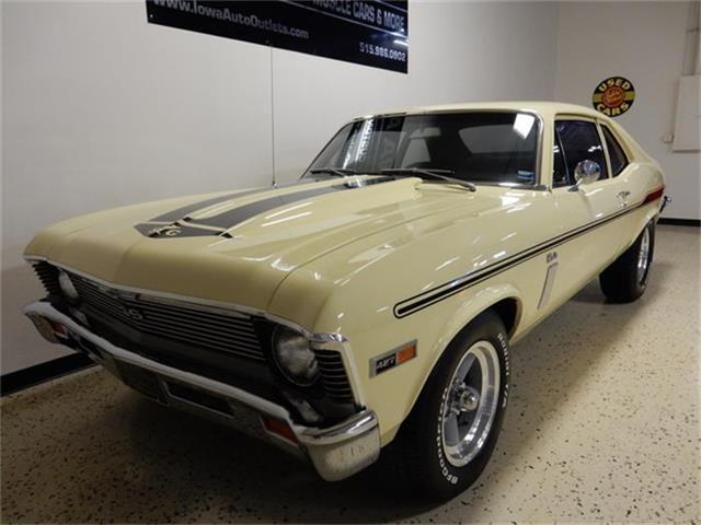 1969 Chevrolet Nova SS | 795520