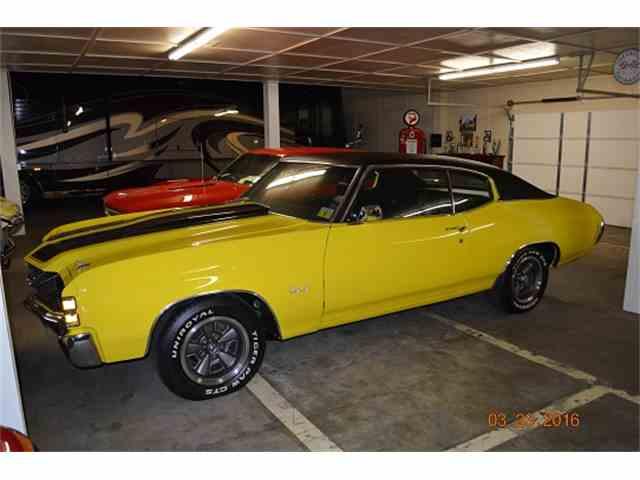 1971 Chevrolet Chevelle SS | 796073