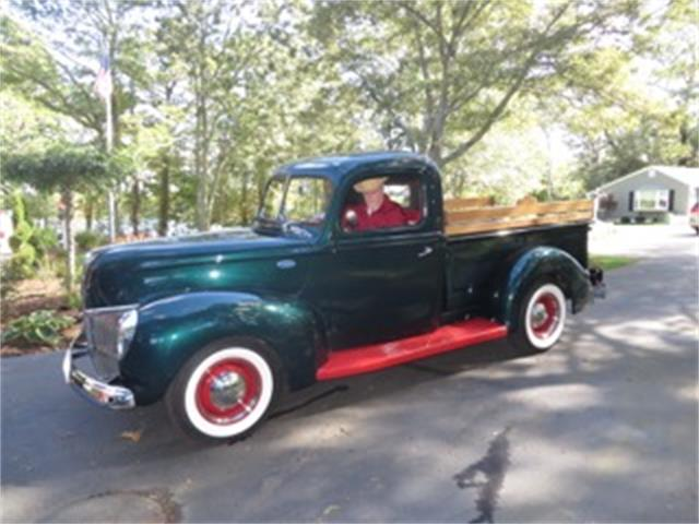 1940 Ford Pickup | 797659