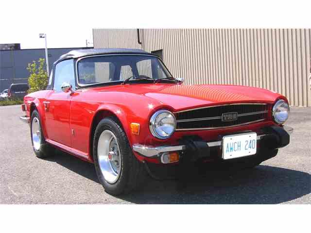 1975 Triumph TR6 | 797675