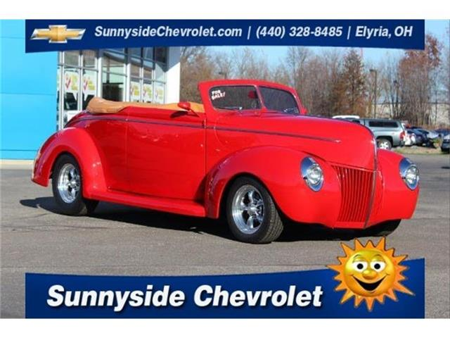 1940 Ford Roadster | 798685