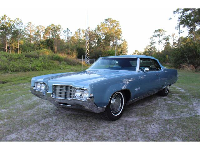 1969 OldsMobile Ninety Eight 98 | 798718