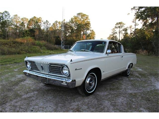 1966 Plymouth Barracuda | 798734
