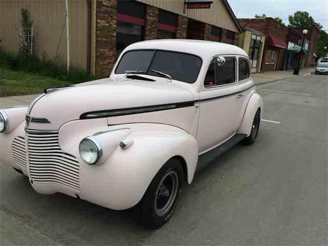 1940 Chevrolet Deluxe | 798741