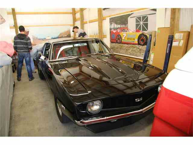 1969 Chevrolet Camaro | 798748