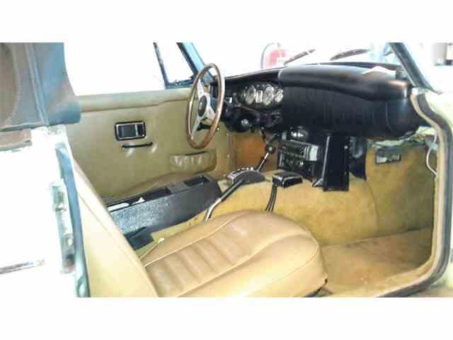 1969 MG MGC | 798756