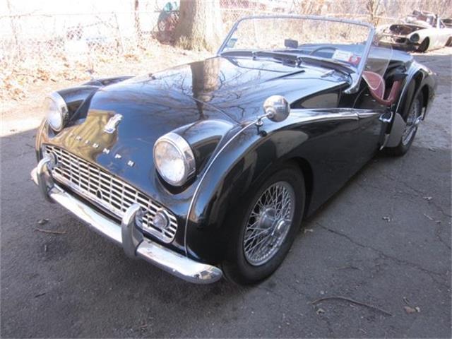 1960 Triumph TR3A | 798757
