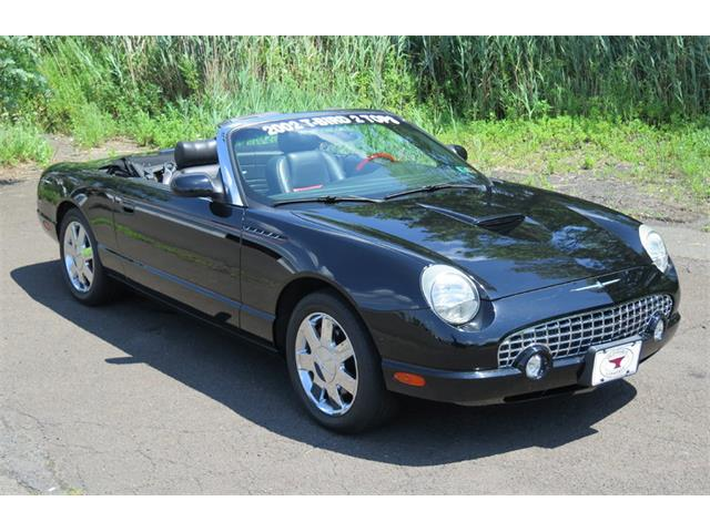 2002 Ford Thunderbird | 798774