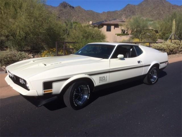 1972 Ford Mustang | 798776