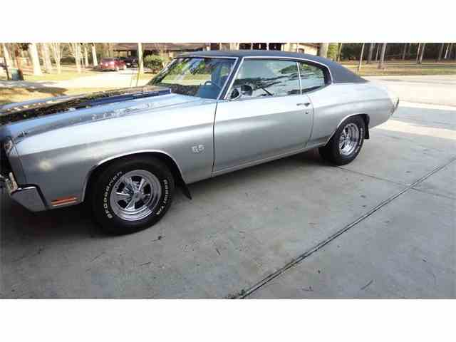 1970 Chevrolet Chevelle   798779