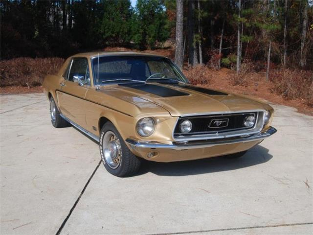1968 Ford Mustang | 798780