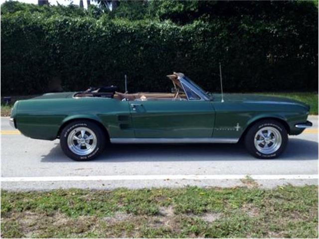 1967 Ford Mustang | 798781