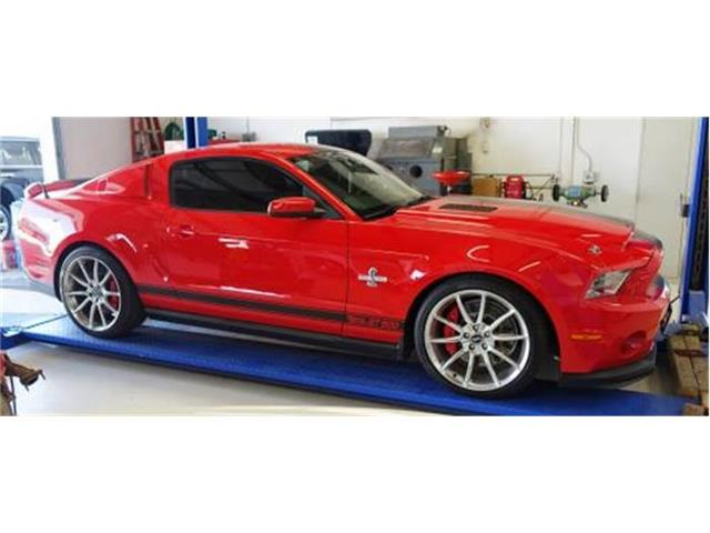 2011 Shelby GT500 | 798792