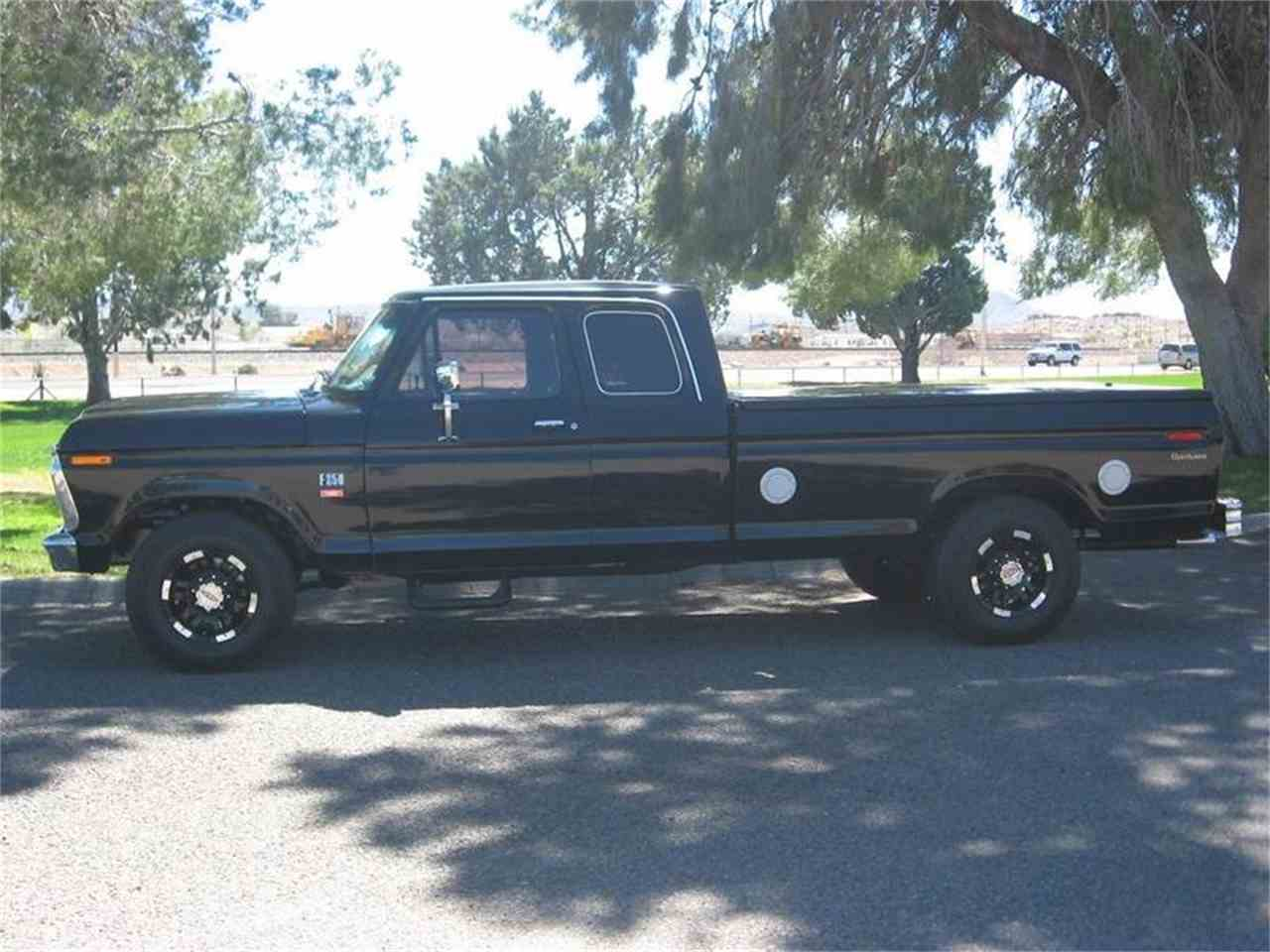Large Picture of '75 F250 - H4CS