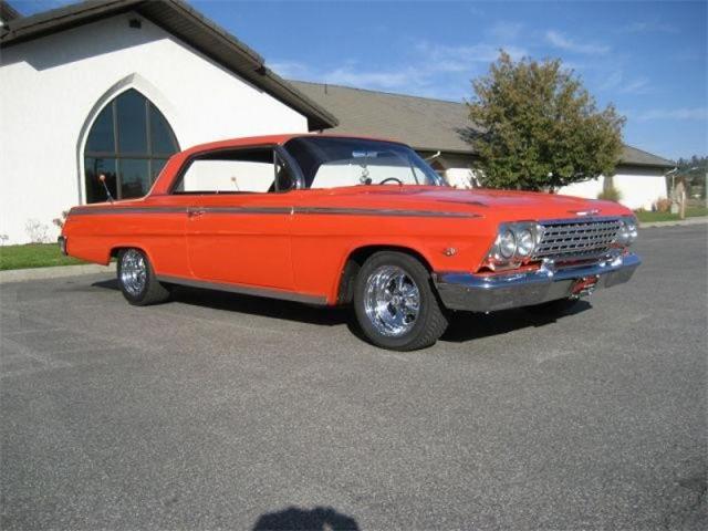 1962 Chevrolet Impala | 798798