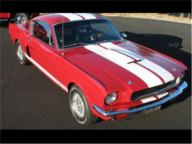1966 Shelby GT350 | 798806