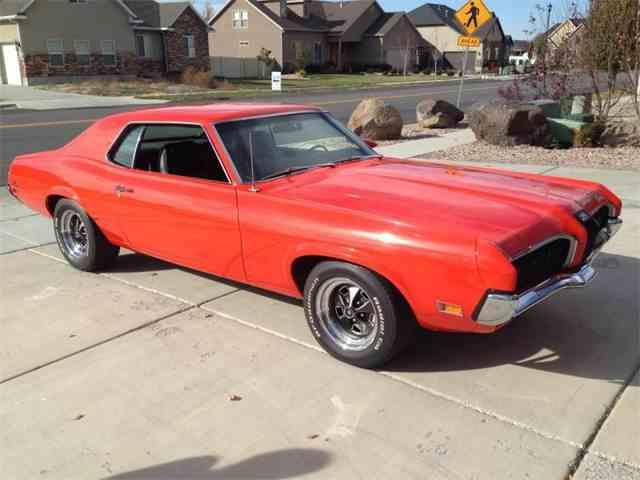 1970 Mercury Cougar | 798809