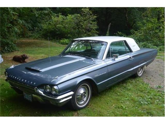 1964 Ford Thunderbird | 798811