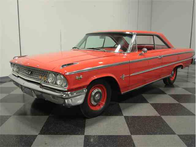 1963 Ford Galaxie 500 Q-Code | 798812