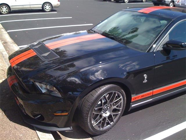 2012 Shelby Mustang | 798818